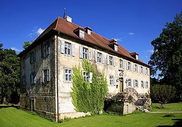 Castle of Buttenheim, Franconia, Bavaria, Germany