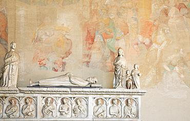 Camposanto Monumentale at Pisa, Tuscany, Italy