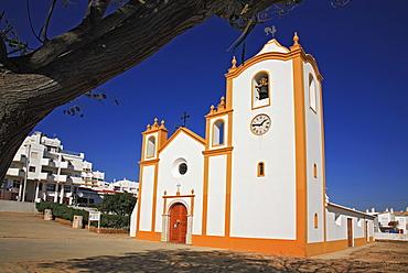 Church of Luz, Algarve, Portugal