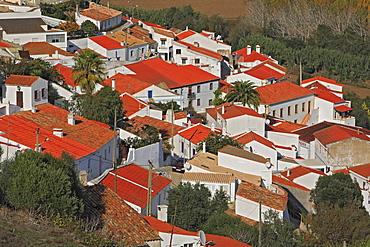 Aljezur at the west coast, Algarve, Portugal