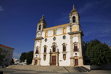 Igreja do Carmo, Carmelite church, Faro, Algarve, Portugal