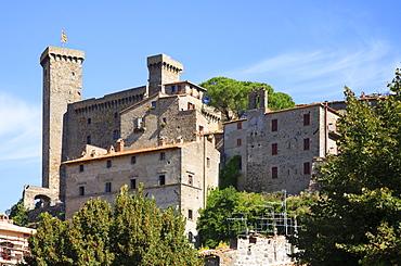 Bolsena Castle, Latium, Italy