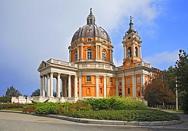 Basilica di Superga, Turin, Torino, Piemont, Italy