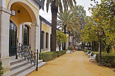 Jerez de la Frontera, Sherry-producing region in Spain, Europe