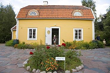 Lotta's House, Astrid Lindgren's World amusement park, Vimmerby, Sweden, Scandinavia, Europe