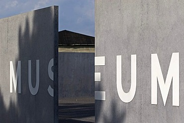 Museum, Concentration camp memorial, Sachsenhausen, Oranienburg, Brandenburg, Germany