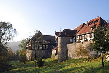 Cistercian monastery Bebenhausen Tuebingen Baden Wuerttemberg Germany