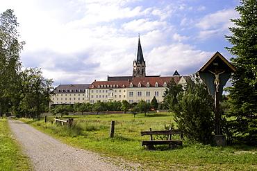 St Ottilia's Monastery, Munich, Bavaria, Germany, Europe