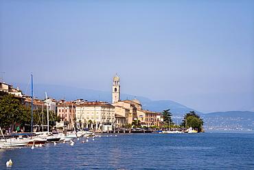 Salo, Lake Garda, Lombardy, Italy, Europe