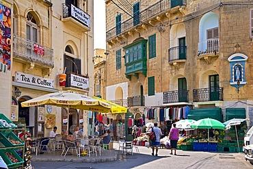 Market, Victoria, Gozo, Malta, Europe