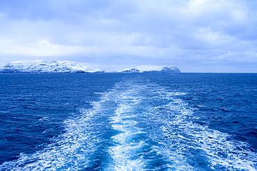 Cruise with the Hurtigruten, Norwegian Coastal Express, North Norway, Scandinavia, Europe