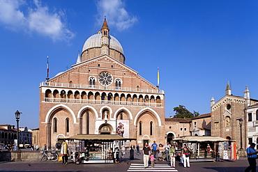 Antonius Balsilica, Padua, Veneto, Italy, Europe