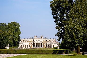 Villa Pisani, Stra, Brenta, Veneto, Italy, Europe