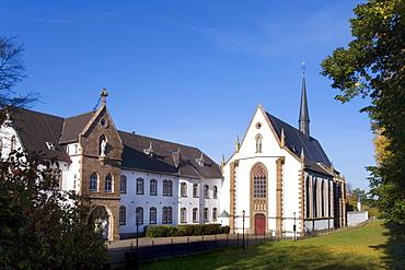 Mariawald Abbey near Heimbach, Eifel, North Rhine-Westphalia, Germany, Europe