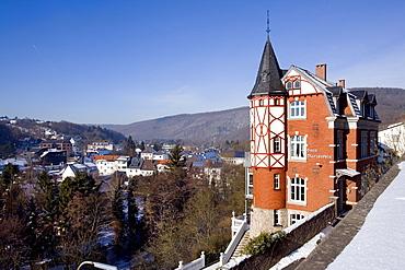 Haus Marienfels, Schleiden-Gemuend, Eifel, North Rhine-Westphalia, Germany, Europe
