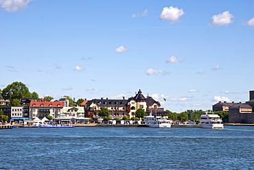 Vaxholm, skerry, Stockholm archipelago, Sweden