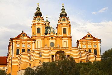 Stift Melk Abbey, Lower Austria, Europe