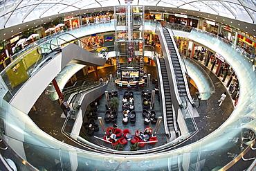 Gasometer Shopping Centre, Vienna, Austria, Europe