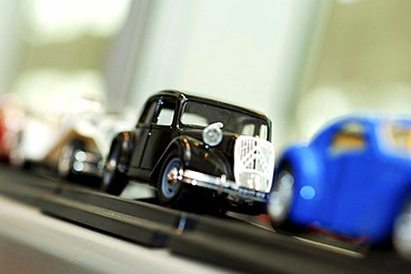 Model toy cars Citroen