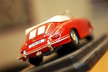 Model toy car Porsche 365