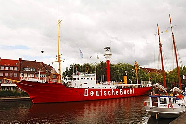 Ship restaurant Deutsche Bucht, Emden, Lower Saxony