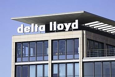 Financer Delta Lloyd, office building, Munich Germany