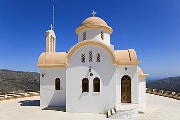 The Prophet Elias Church, near Lithines, Crete, Greece
