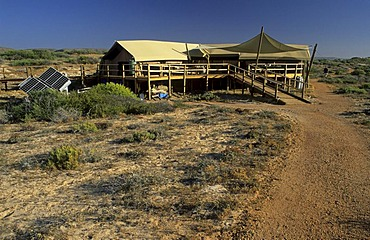 Eco tourism project Ningaloo Reef Retreat, Cape Range National Park, Ningaloo Marine Park