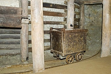 Historic gold mine, Ballarat, Victoria, Australia