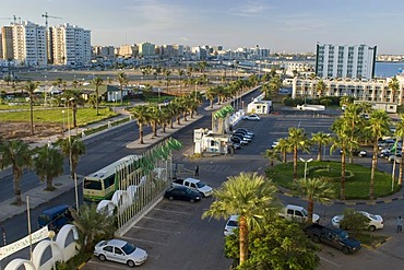 View over Tripoli, Libya