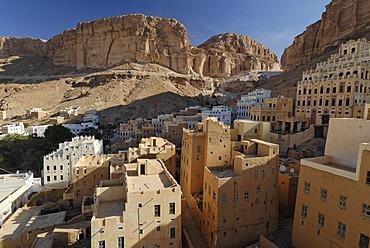 Khaylla, Khaylah village, Wadi Doan, Wadi Hadramaut, Yemen