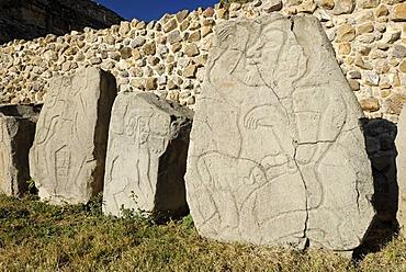 Danzante, Monte Alban, Oaxaca, Mexico