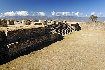 Monte Alban, Oaxaca, Mexico