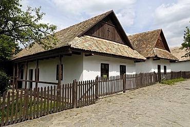 Historic village of Hollokoe, Unesco World Heritage Site, Hungaria