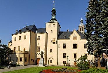 Mint, historic old town of Kutna Hora, Kuttenberg, central Bohemia, Czech Republic