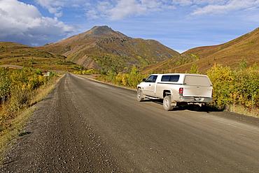 Tombstone Territorial Park, Dempster Highway, Yukon Territory, Canada