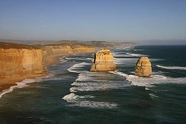 Rocks of the Twelve Apostels, Port Campell National Park, Great Ocean Road, Viktoria, Australia