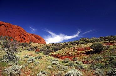 Rockformation Olgas (Kata Tjuta), Outback, Northern Territory, Australia