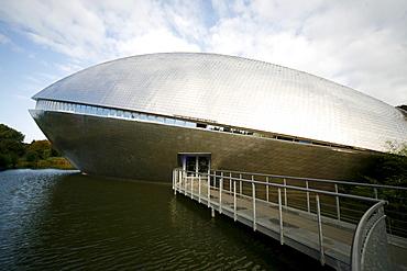 Architecture, Universum Science Center Bremen, Germany