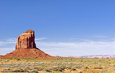 Monument Valley, Navajo Nation Reservation, Arizona, USA