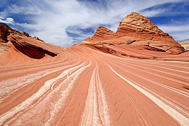 North Coyote Buttes, Paria Canyon-Vermilion Cliffs Wilderness, Arizona, USA