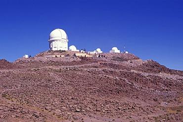 Cerro Tololo observatory La Serena Chile