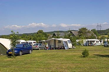 Campground Camping 2000, Janov Dul, Czech Republic
