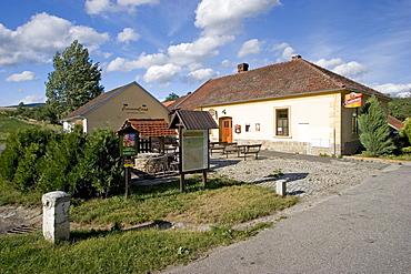 Camping ground Petraskuv Dvur, Cesky Krumlov, Krummau, Czech Republic