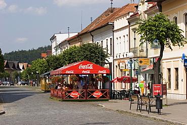 Restaurant in Keûmarok, Slovakia