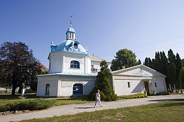 Old spa hotel, Turcianske Teplice, Slovakia