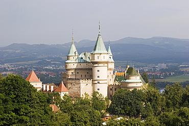 Castle Bojnice, Bojnice, Slovakia