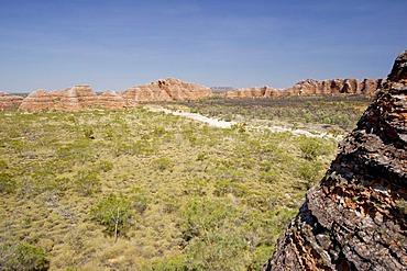 Bungle Bungle, Purnululu National Park, Unesco World Heritage Site, Kimberley, Western Australia, WA, Australia