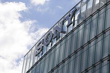 Sony-Center at Potsdam Place, Berlin, Germany