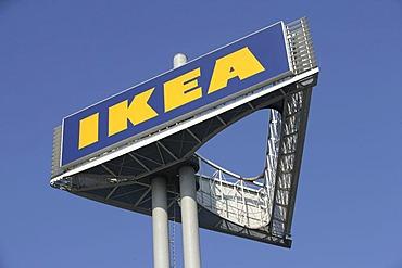 Emblem of the concern Ikea